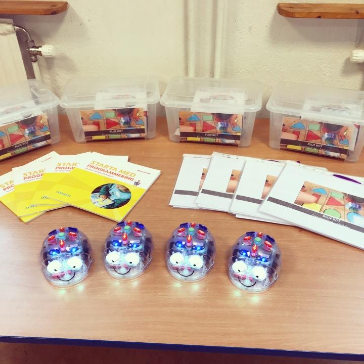 Workshop digitala verktyg iförskolan.