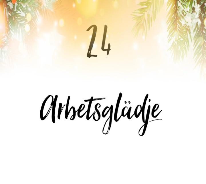24. Arbetsmiljö